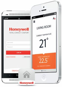 Total Connect Comfort App